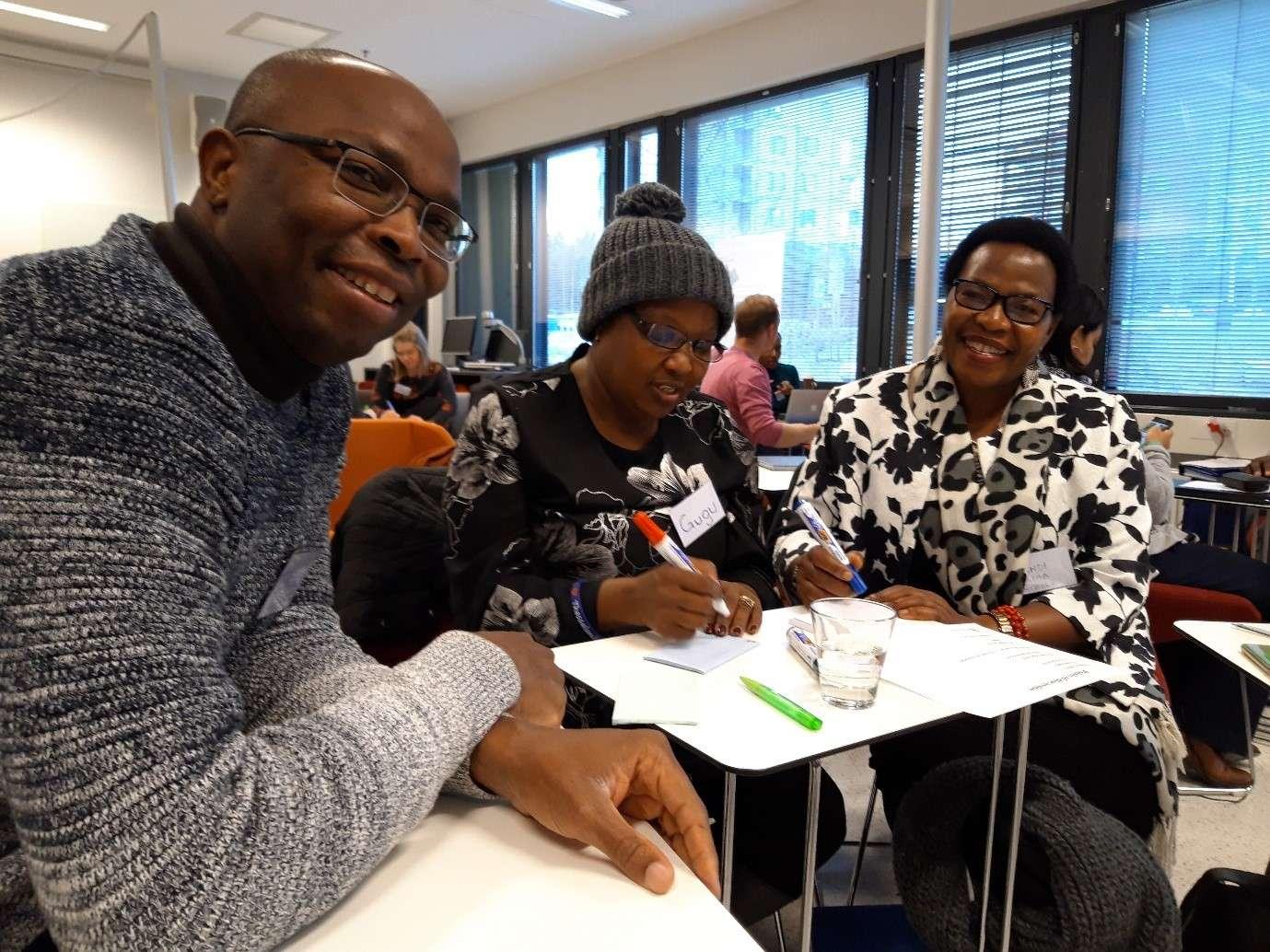 Meet the University of Zululand (South Africa) Team